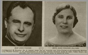 Bericht over de moord op Jean-Louis Pisuisse & Jenny Gilliams