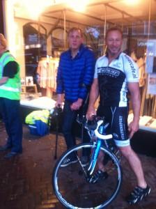 dennis Bron en Olaf Everstegen Ronde van het Statenkwartier