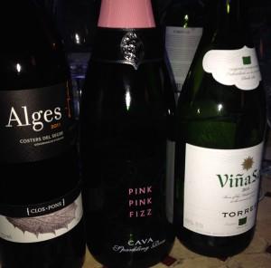 De winnende wijnen