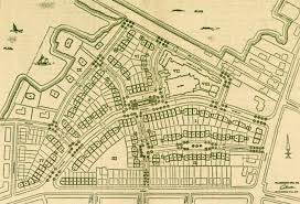 wijk plattegrond