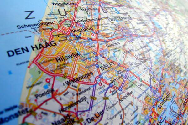 Den Haag Op De Kaart Gaat Ons Statenkwartier Voor Een Winnend