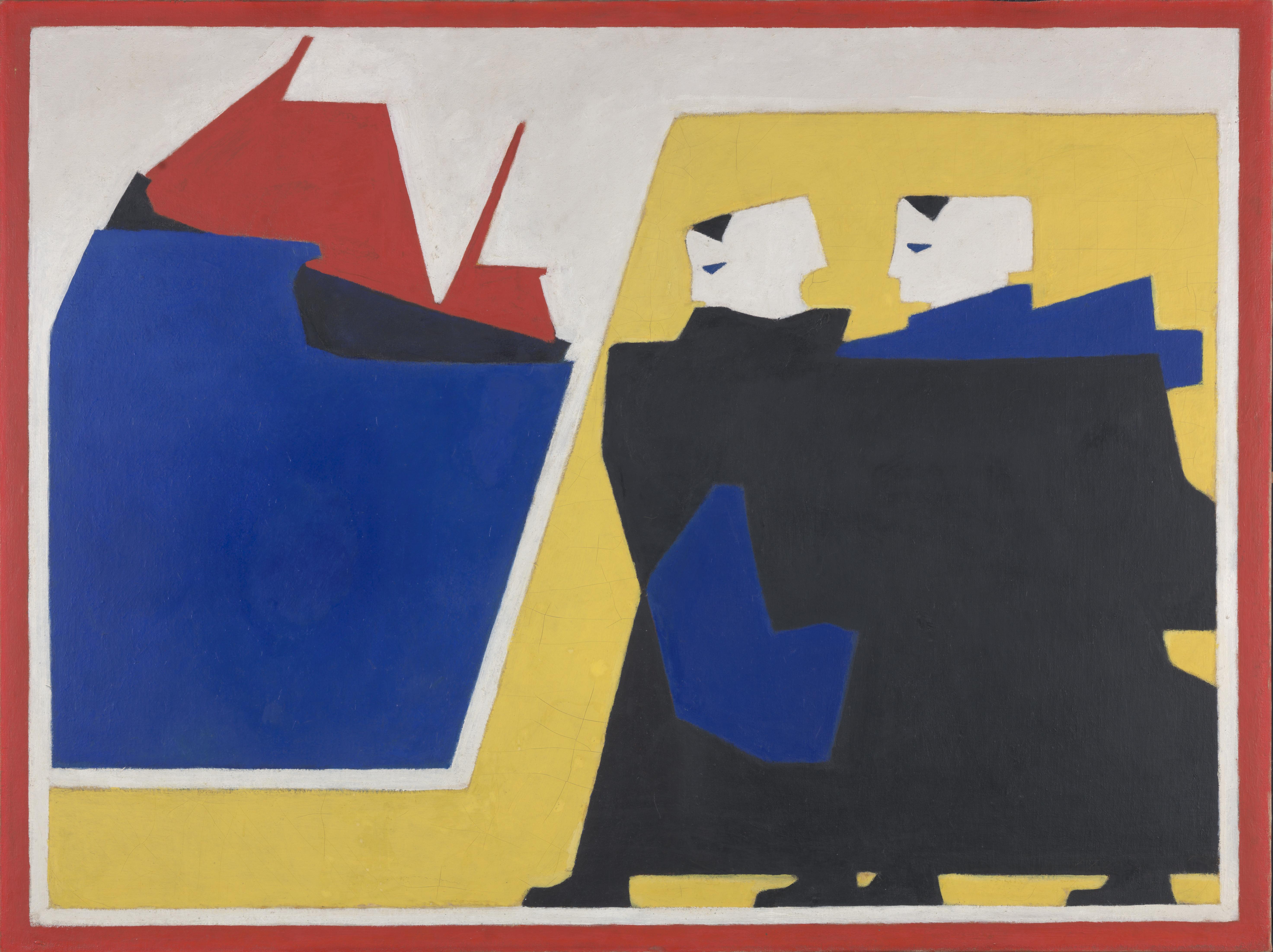 Wonderlijk Grootste Mondriaan tentoonstelling ooit in Gemeentemuseum CK-67